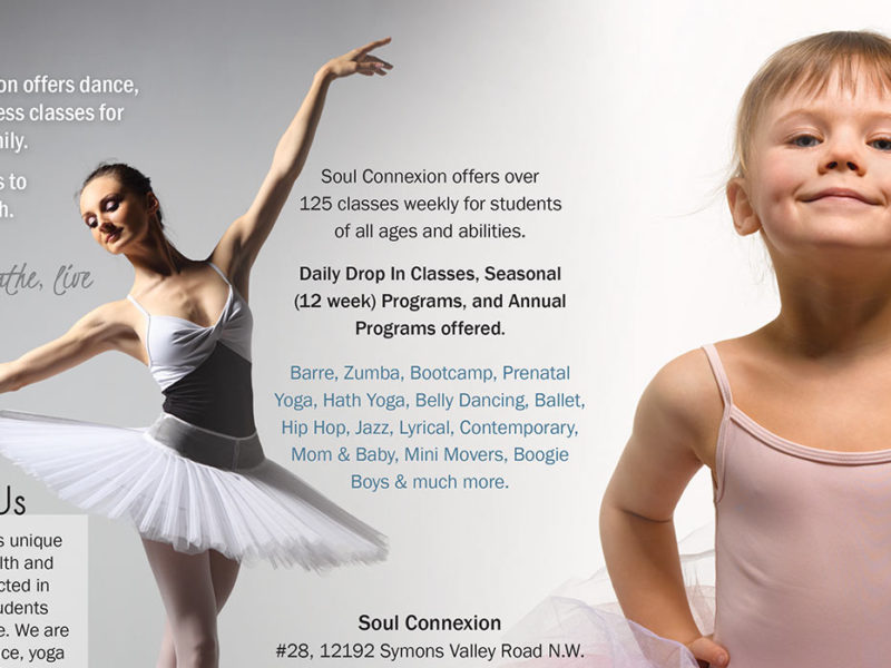 Soulconnexion Brochure